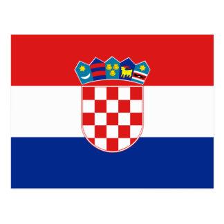 クロアチア ポストカード