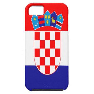 クロアチア iPhone SE/5/5s ケース