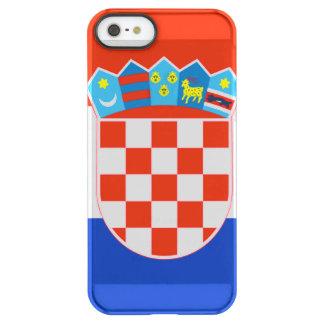 クロアチア PERMAFROST iPhone SE/5/5sケース