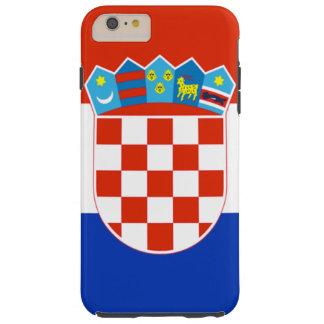 クロアチア TOUGH iPhone 6 PLUS ケース