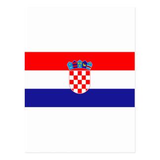クロアチアHrvatska ポストカード