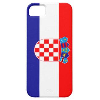 クロアチアHrvatska iPhone SE/5/5s ケース