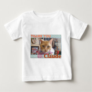 クロウドありがとう ベビーTシャツ