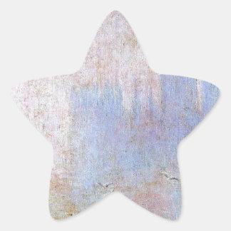 クロウド著議会の家上のカモメ 星シール