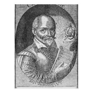 クロウドLe Jeune 1598年 ポストカード