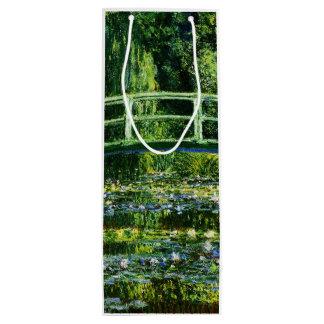 クロウドMonet水ユリの池 ワインギフトバッグ
