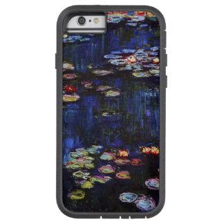 クロウドMonet水ユリ iPhone 6 タフ・エクストリームケース