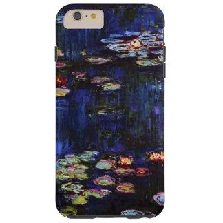 クロウドMonet水ユリ iPhone 6 Plus タフケース