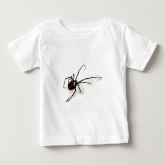 クロゴケグモ ベビーTシャツ