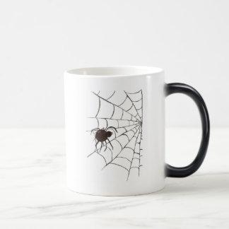 クロゴケグモ モーフィングマグカップ