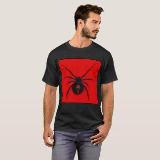 クロゴケグモ Tシャツ