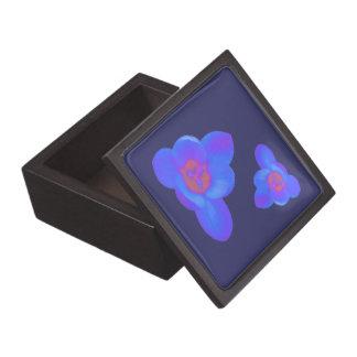 クロッカスの花の熱く、冷たい優れたギフト用の箱 ギフトボックス