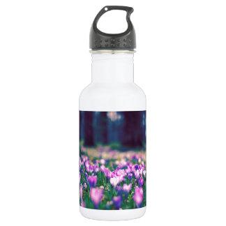 クロッカスの花 ウォーターボトル