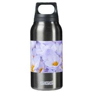 クロッカスの花 断熱ウォーターボトル