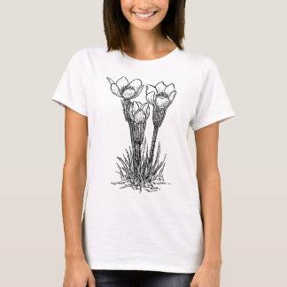 クロッカス Tシャツ