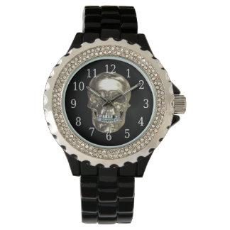 クロムスカルの腕時計 腕時計