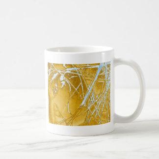 クロム生地 コーヒーマグカップ