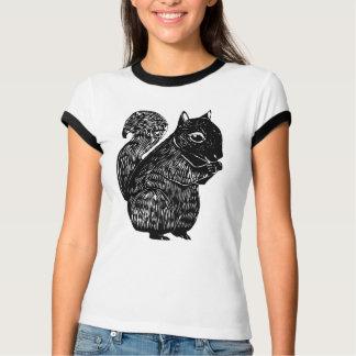 クロリスの女性の混合物の信号器のTシャツ Tシャツ