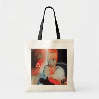 クローズアップのキス1988年 トートバッグ