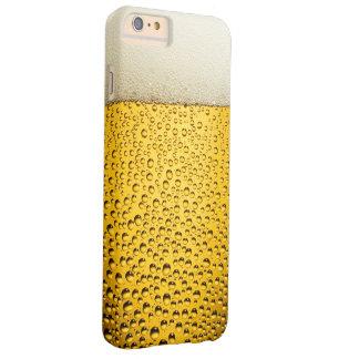 クローズアップビールガラスのiPhone 6のプラスの場合 Barely There iPhone 6 Plus ケース
