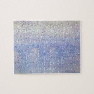 クロード・モネの印象主義の芸術によるウォータールー橋 ジグソーパズル