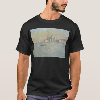 クロード・モネ著サンジョルジョMaggiore 3 Tシャツ