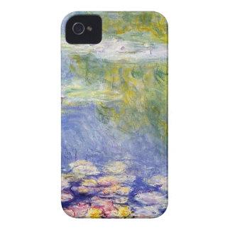 クロード・モネ著スイレン Case-Mate iPhone 4 ケース