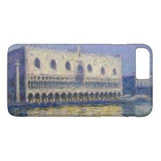 クロード・モネ著総督宮殿(Le Palais Ducal) iPhone 8 Plus/7 Plusケース