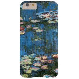 クロード・モネ著《植物》スイレン、ヴィンテージの印象主義 BARELY THERE iPhone 6 PLUS ケース