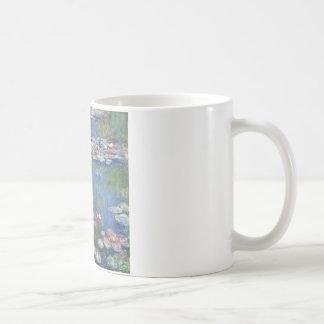 クロード・モネ//のスイレン コーヒーマグカップ