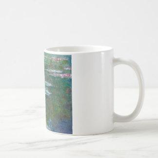 クロード・モネ//の《植物》スイレン コーヒーマグカップ
