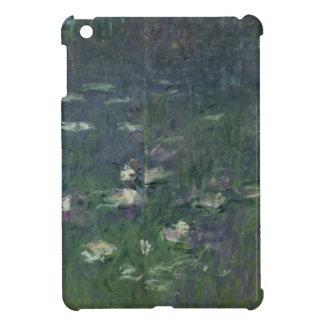 クロード・モネ|の《植物》スイレン: 朝1914-18年 iPad MINI CASE