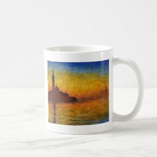 クロード・モネ//ベニスのたそがれ コーヒーマグカップ