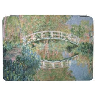 クロード・モネ 日本のな橋、Giverny iPad Air カバー