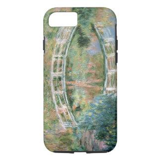 クロード・モネ 日本のな橋、Giverny iPhone 8/7ケース