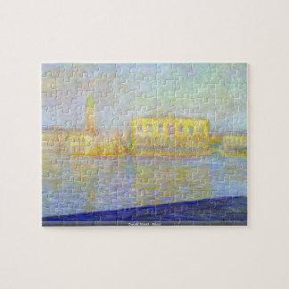 クロード・モネ- Monetのパズル ジグソーパズル