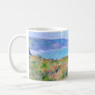 クロード・モネ: Pourvilleの近くの崖 コーヒーマグカップ