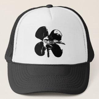 クローバーの帽子 キャップ