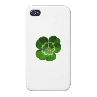 クローバーのiphone 4ケース iPhone 4/4Sケース
