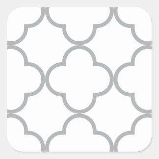 クローバーパターン1パロマ スクエアシール