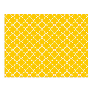 クローバーパターン1 ポストカード