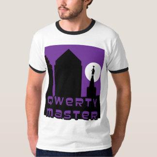 クワーティーのマスターのフィラデルヒィア Tシャツ