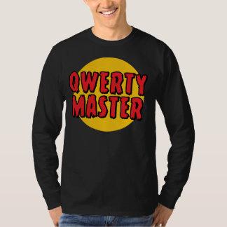 クワーティーのマスター Tシャツ