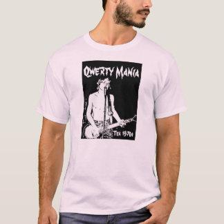 クワーティーマニアの70年代 Tシャツ