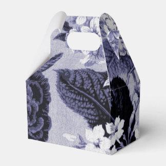 クワ青い紫色の花のToile No.1 フェイバーボックス