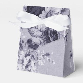 クワ青い紫色の花のToile No.5 フェイバーボックス