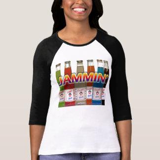 クーガーのソーダJamminのパーティーのワイシャツ Tシャツ