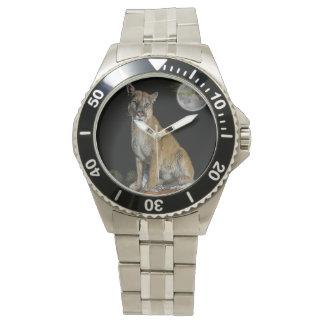 クーガーのmountaintee 腕時計