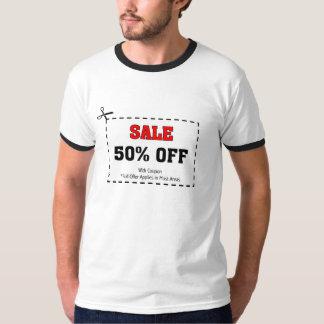 クーポンとの販売 Tシャツ
