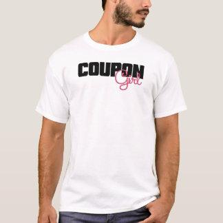 クーポンGirl.png Tシャツ